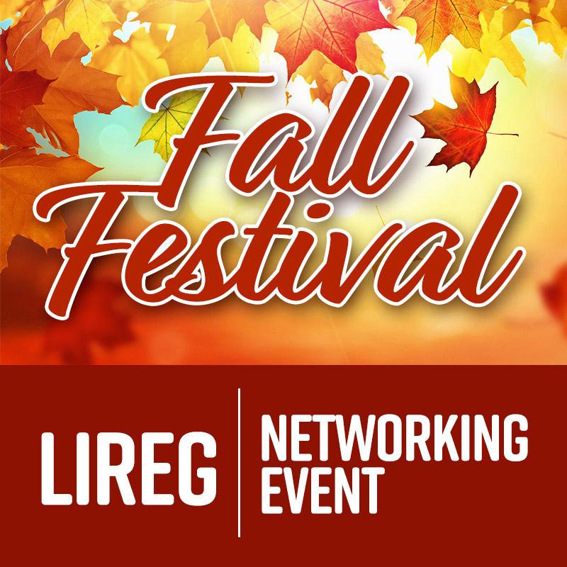 LIREG Fall Festival Networking Event
