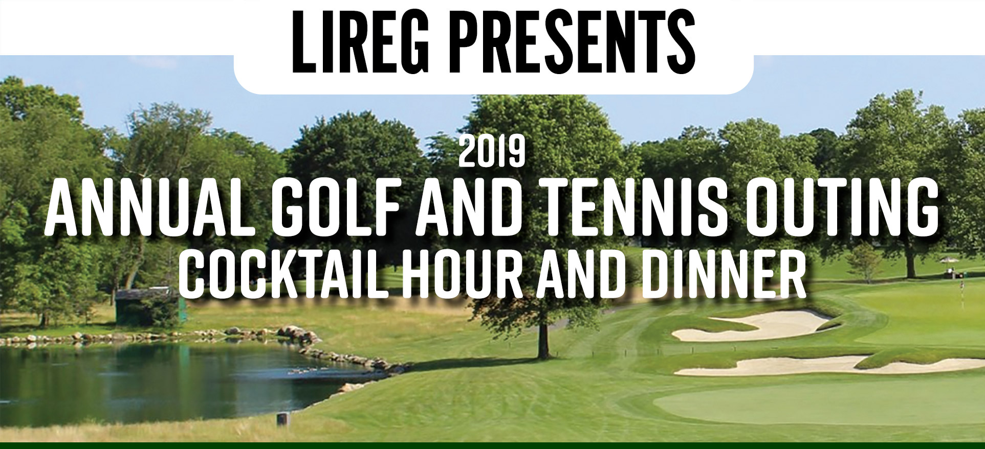 2019 GOLF AND TENNIS OUTING