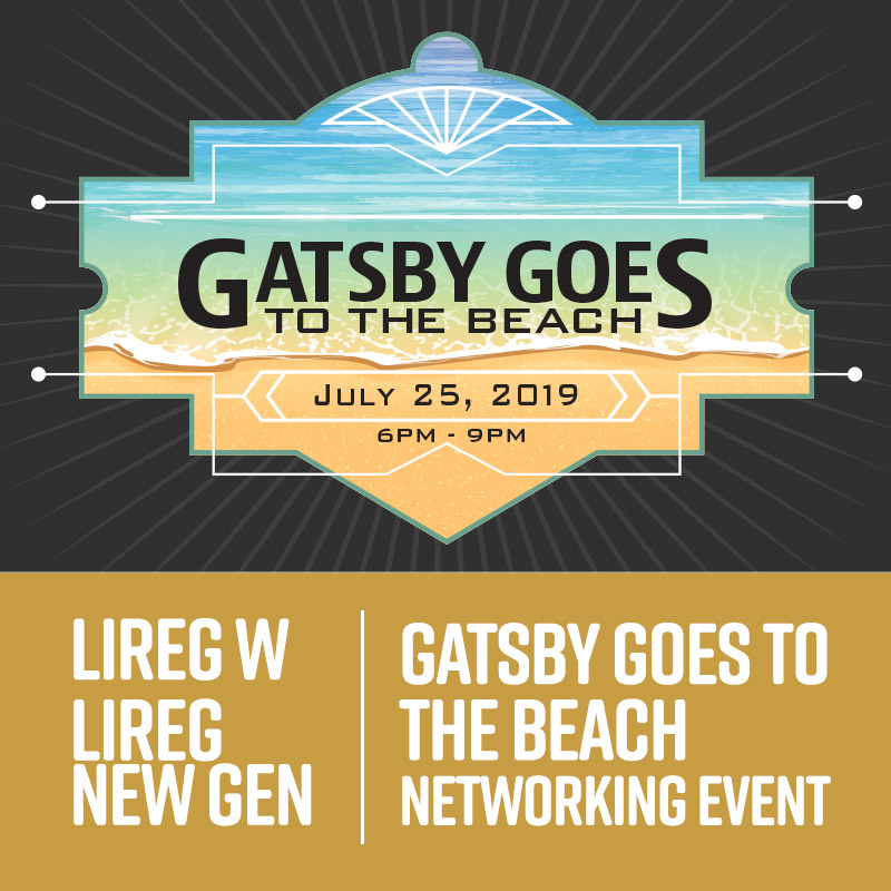 Gatsby Goes to the Beach Event